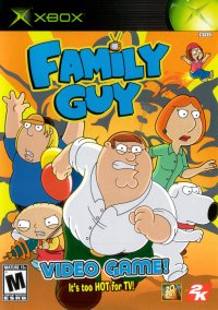 Обложка Family Guy: Video Game!