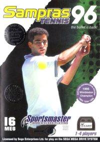 Обложка Pete Sampras Tennis 96
