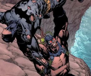 В Batman: Arkham Origins появится Бэйн
