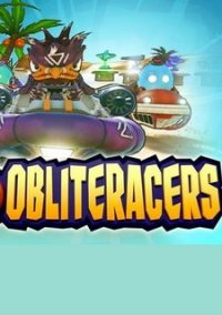 Обложка Obliteracers