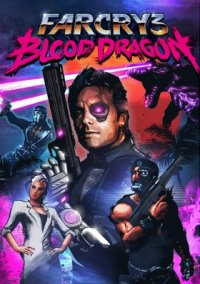Обложка Far Cry 3: Blood Dragon