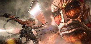 Attack on Titan. Первый геймплейный трейлер