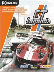 GT Legends – фото обложки игры