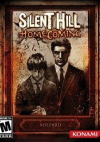 Обложка Silent Hill:  Homecoming