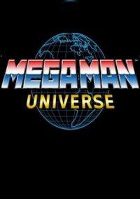 Обложка Mega Man Universe
