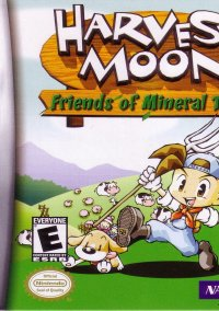 Обложка Harvest Moon: Friends of Mineral Town