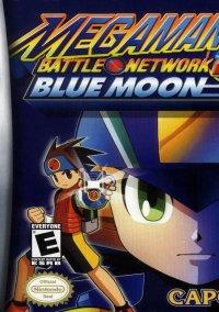 Обложка Mega Man Battle Network 4 Blue Moon
