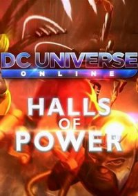 Обложка DC Universe Online: Halls of Power