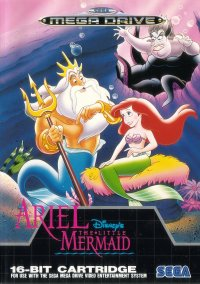 Обложка Disney's Ariel: The Little Mermaid