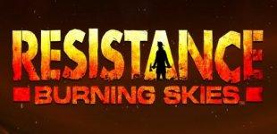 Resistance: Burning Skies. Видео #2