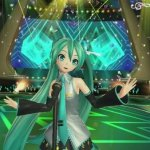 Скриншот Hatsune Miku VR: Future Live – Изображение 1