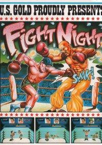 Обложка Fight Night