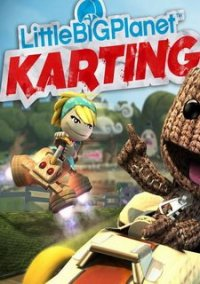 Обложка LittleBigPlanet Karting