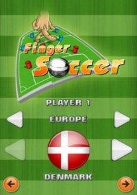 Обложка Finger Soccer