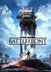 Обложка Star Wars Battlefront (2015)