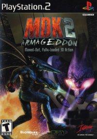 Обложка MDK 2: Armageddon