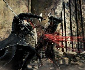 Namco Bandai собрала 12 минут боев в одном ролике Dark Souls 2