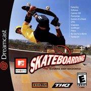 Обложка MTV Sports Skateboarding