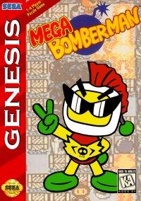 Обложка Mega Bomberman