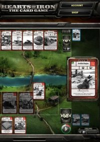 Обложка Hearts of Iron: The Card Game