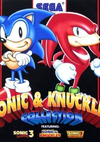 Обложка Sonic & Knuckles Collection