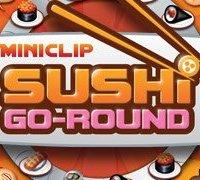 Обложка Sushi Go Round