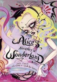 Обложка Adventures in Wonderland
