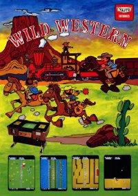 Обложка Wild Western