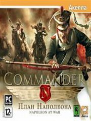 Обложка Commander: Napoleon at War