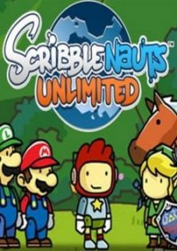 Обложка Scribblenauts Unlimited
