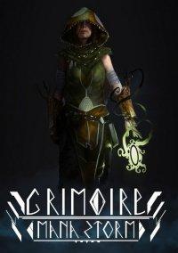Обложка Grimoire: Manastorm