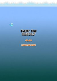 Обложка BigEye Flappy little fish Underwater adventure
