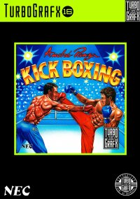 Обложка Andre Panza Kick Boxing