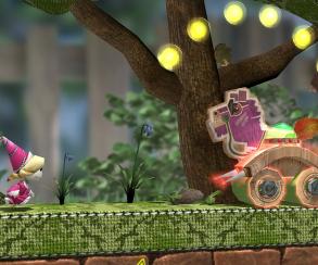 LittleBigPlanet 3 подкрепят мобильным F2P-раннером
