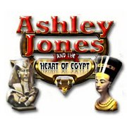Обложка Ashley Jones and the Heart of Egypt
