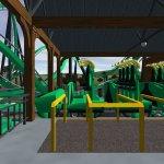 Скриншот Hyper Rails: Advanced 3D Roller Coaster Design – Изображение 18