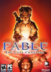 Обложка Fable: The Lost Chapters