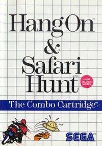 Обложка Hang-On & Safari Hunt