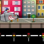 Скриншот Bike Traffic Rush Saga Pro - An Extreme Collecting Game for Kids – Изображение 2