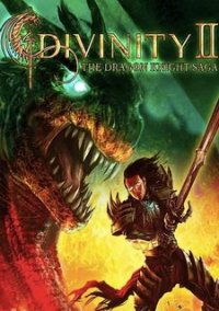 Обложка Divinity II: The Dragon Knight Saga