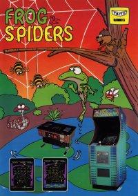 Обложка Frog & Spiders