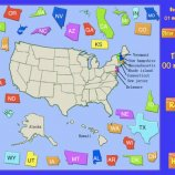 Скриншот United States Puzzle Map