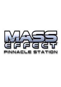 Обложка Mass Effect: Pinnacle Station