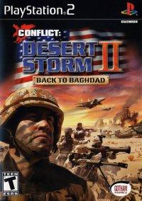 Conflict: Desert Storm II – фото обложки игры
