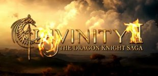 Divinity II: The Dragon Knight Saga. Видео #1