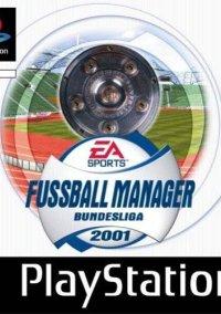 Football Manager 2001 – фото обложки игры