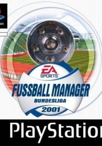Обложка Football Manager 2001