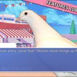 Скриншот Hatoful Boyfriend