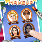 Скриншот Princess Lips Spa - Girl Games – Изображение 2