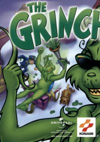Обложка The Grinch